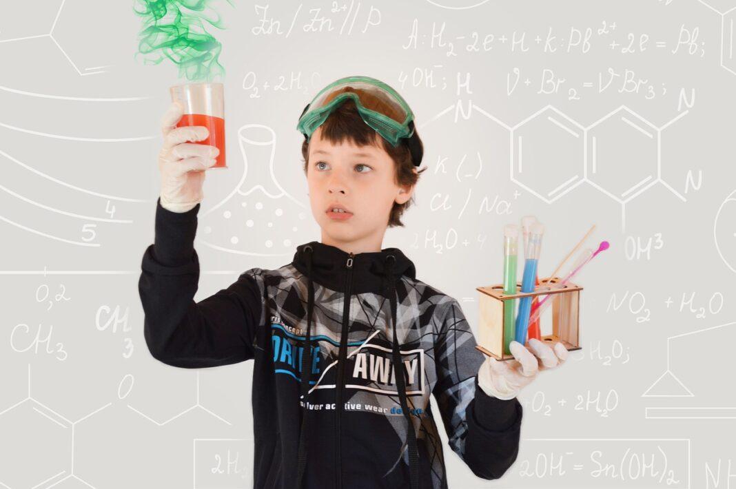 Formez les petits scientifiques de demain